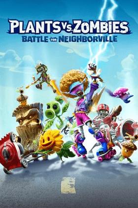 Plants Vs Zombies : Battle For Neighbourville